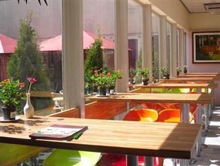 Cityhostel Berlin Berlin - Balcon/Terrasse