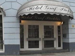 Hotel Graf Puckler Berlin - Entrance