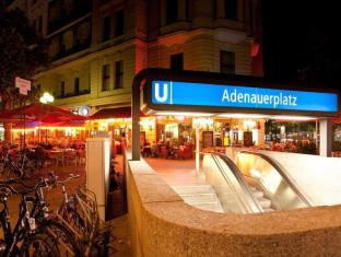 Hotel Amadeus am Kurfuerstendamm ברלין - בית המלון מבחוץ