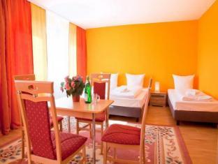Hotel Amadeus am Kurfuerstendamm ברלין - חדר שינה
