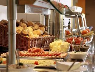 acama Hotel + Hostel Kreuzberg Berlin - Buffet
