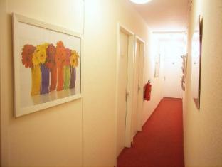 City Guesthouse Pension Berlin Berliin - Hotelli interjöör