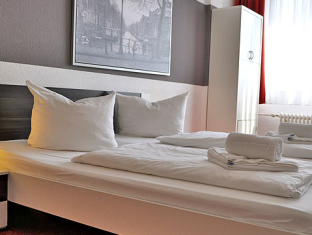Academy Hotel Berlin - Bilik Tetamu