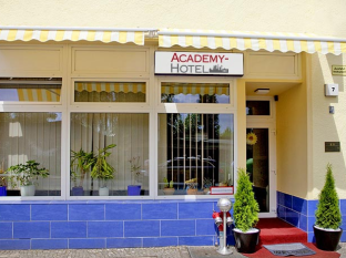 Academy Hotel Берлин - Фасада на хотела