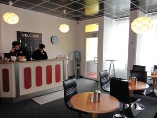 Academy Hotel Berlin - Kaunter Tetamu