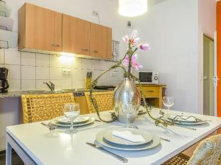 Hotel 1A Apartment Berlin Берлин - Кухня