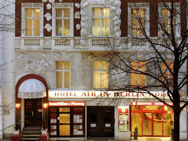 Air In Berlin Hotel Berlin