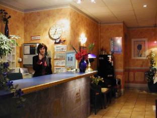 City Hotel Ansbach Berlin - Reception