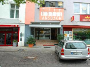 City Hotel Ansbach Berlin - Entrance