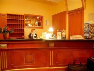 SensCity Hotel Albergo Berlin - Reception