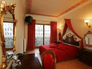 SensCity Hotel Albergo Berlin - Guest Room