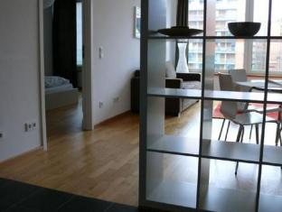 Pfefferbett Apartments Potsdamer Platz Berlín - Habitación