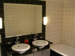Pfefferbett Apartments Potsdamer Platz برلين - حمام
