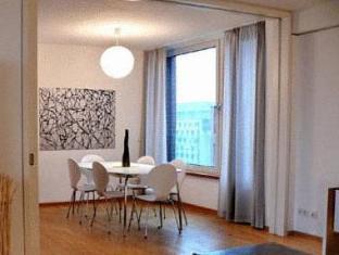 Pfefferbett Apartments Potsdamer Platz Berlín - Interior del hotel