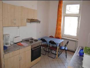 CAB City Apartments Berlin Mitte Berlin - Kitchen