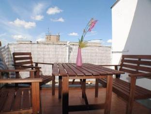 CAB City Apartments Berlin Mitte Berlin - Balcony/Terrace