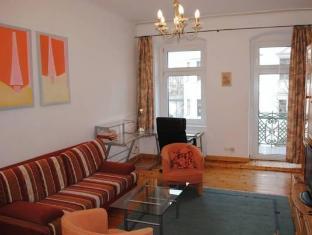 CAB City Apartments Berlin Mitte Berlin - Suite Room