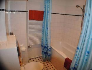 CAB City Apartments Berlin Mitte Berlin - Bathroom