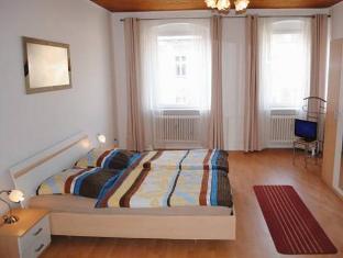 CAB City Apartments Berlin Mitte Berlin - Kamar Tidur