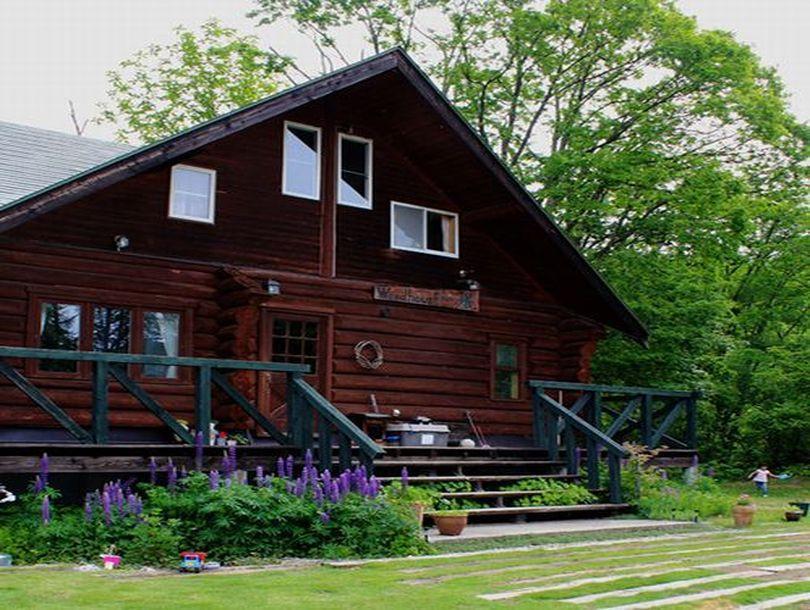 Japanese Auberge Lodge Tekuteku