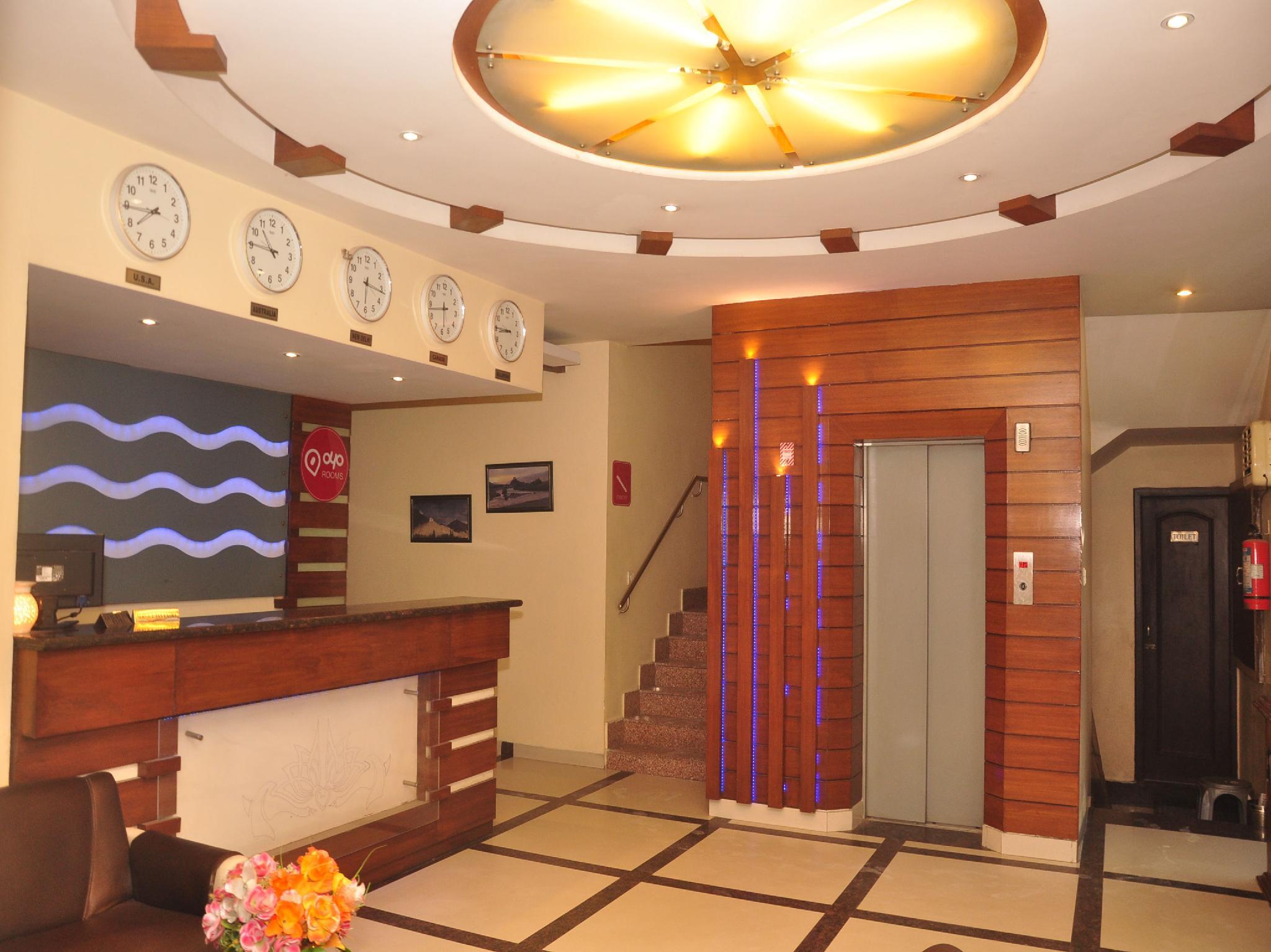 Price OYO Rooms Mai Sewan Bazar
