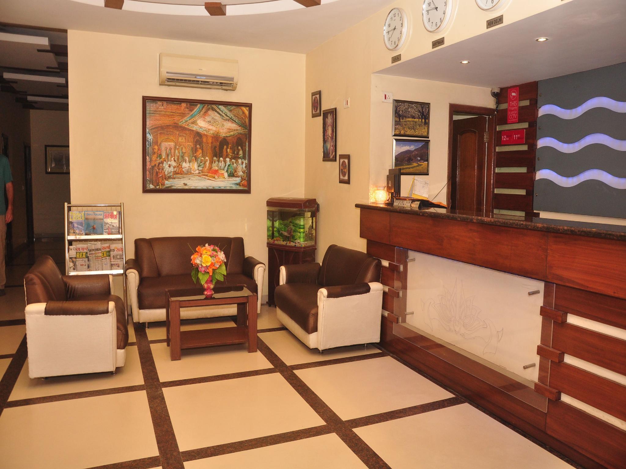 Review OYO Rooms Mai Sewan Bazar