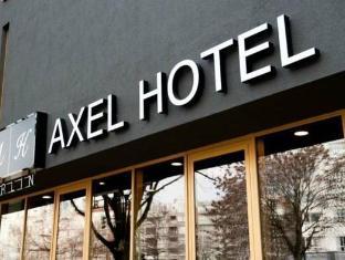 악셀 호텔 베를린 베를린 - 호텔 외부구조