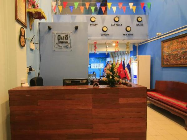 Yindee Hostel Bangkok Bangkok