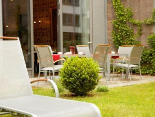 Arcona Living Goethe87 Hotel Berlín - Balcó/terrassa