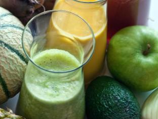 Hotel OTTO Berlin - Selbstgemachte Smoothies