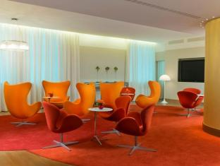 InterContinental Berlin ברלין - בית המלון מבפנים