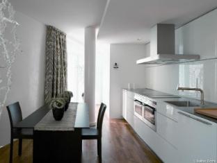 The Mandala Hotel Berlin - Kitchen