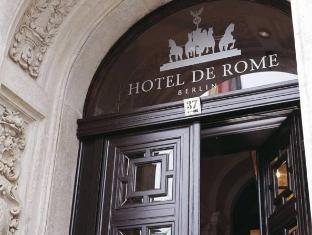 Hotel de Rome Berlin - Entrance