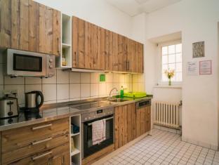 Amstel House Hostel Berlin - Guest Kitchen