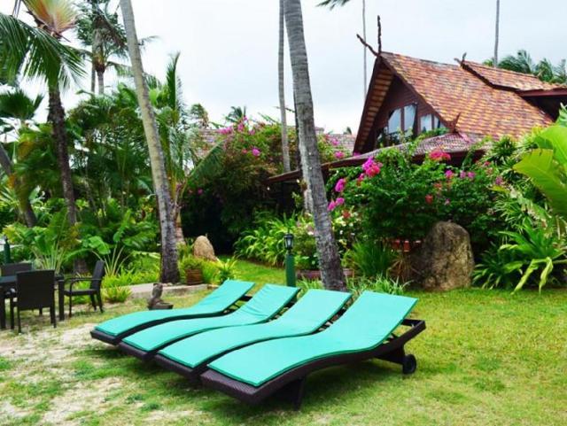 Green Coconut 2 Bedroom Beach Front Villa A8 – Green Coconut 2 Bedroom Beach Front Villa A8
