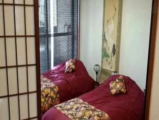 Wabisaby Japanese Kimono Style 3 Bedroom Apartment in Yoyogi