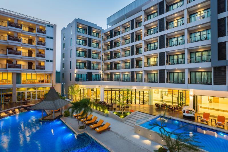 J Inspired Hotel Pattaya เจ อินสไปร์ โฮเต็ล พัทยา