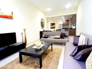 Dubai Apartments - Elite Residences Beautiful Furnished One BR Apartment