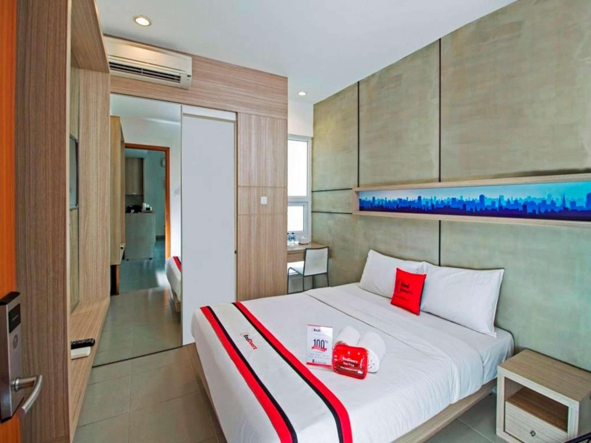Alivio Suites Kuningan Reddoorz Setiabudi Eight Kuningan Jakarta Indonesia Great