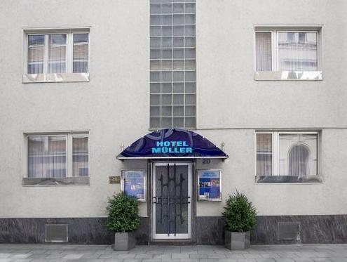Hotel Muller Koln