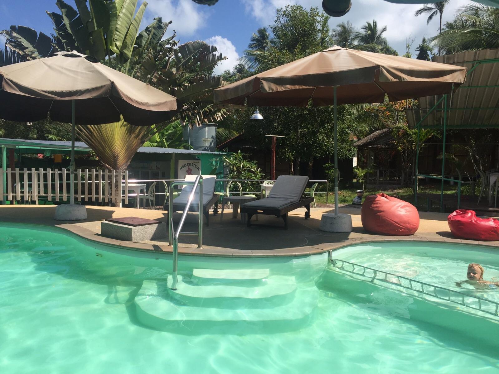 Bamboo Tropical Lounge Hotel