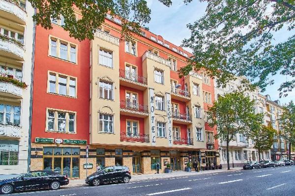 Hotel Europa City Berlin