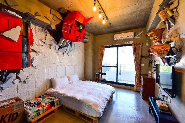 Wikid Design Hotel Tainan
