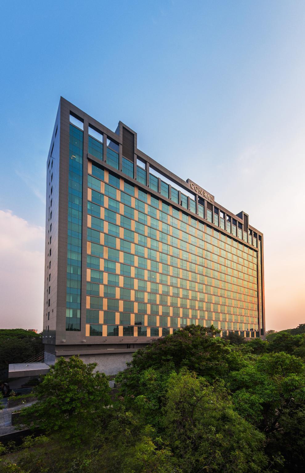 Conrad Pune   Luxury By Hilton