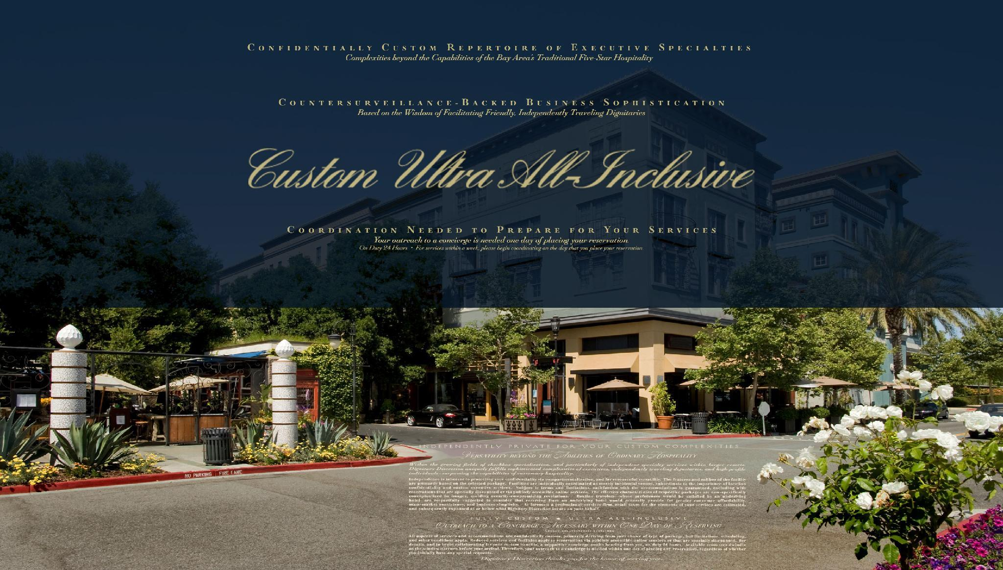 Dignitary Discretion Silicon Valley