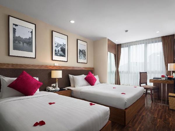 Golden Moon Suite Hotel Hanoi