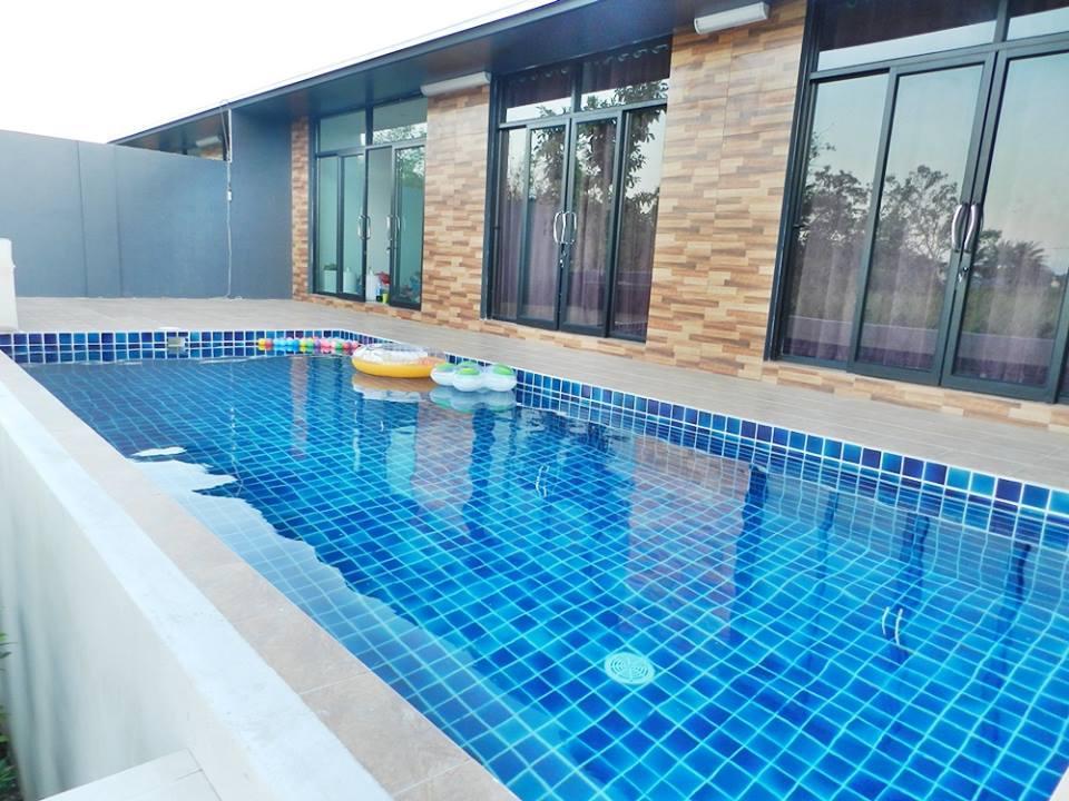 Cha Am Pool Station