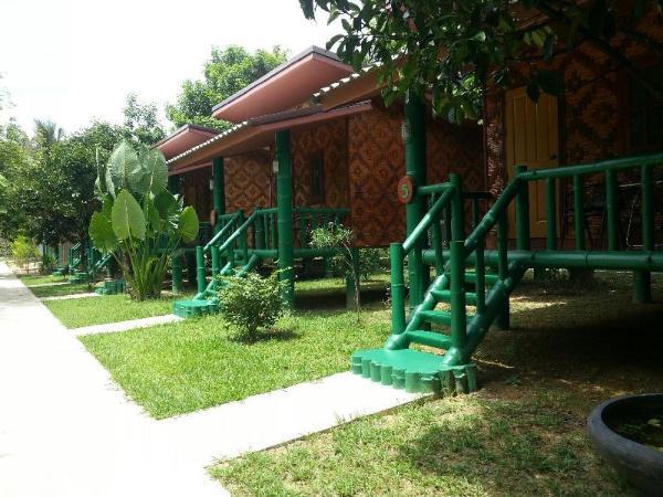 The Royal Bamboo Lodge Khao Sok