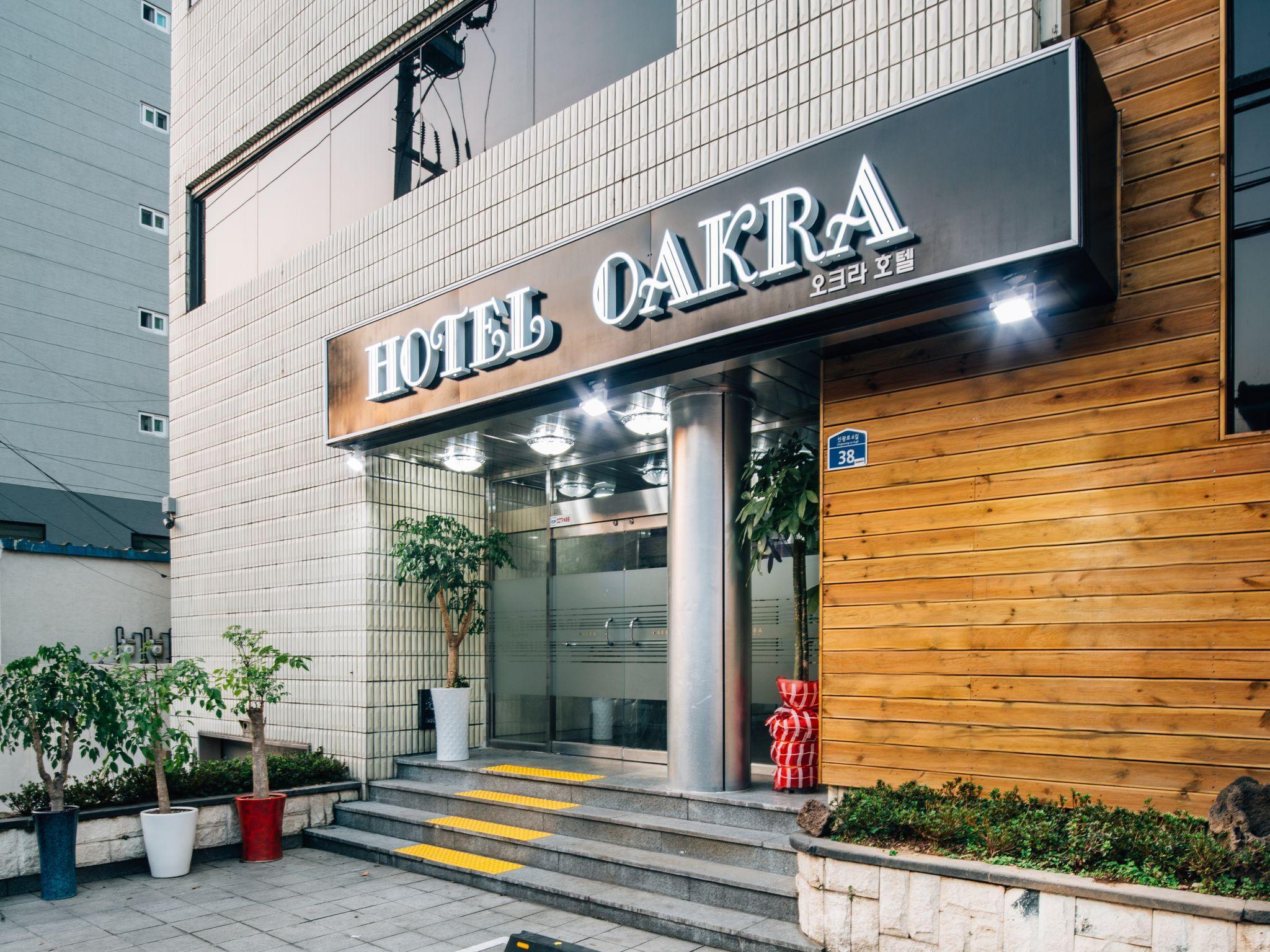 Hotel Oakra