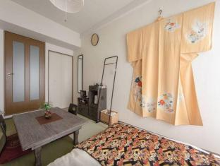 HP Japanese Style 1 Bedroom Apartment near Nijo Castle 503
